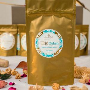 Thé vert à la menthe poivrée - thé OUBEN